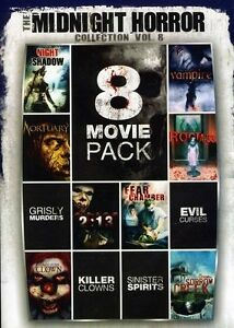 4 films horror collectors set t-2
