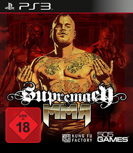 Supremacy MMA (Sony PlayStation 3, 2011)