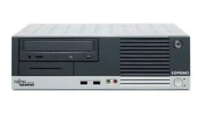 PC-Fujitsu-Siemens-Esprimo-E5615-AMD-Athlon-x2-2x-2-0GHz-1GB-80GB-FSC-Computer