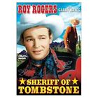 Sheriff of Tombstone (DVD, 2003)