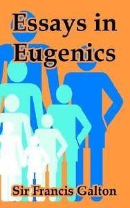 essays in eugenics galton
