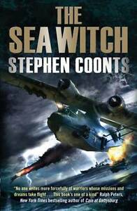 The-Sea-Witch-Coonts-Stephen-Paperback-Book-NEW-9781782061045
