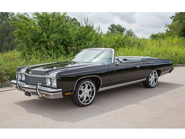1973 chevrolet caprice convertible fly in and drive it home fantastic driver used chevrolet. Black Bedroom Furniture Sets. Home Design Ideas