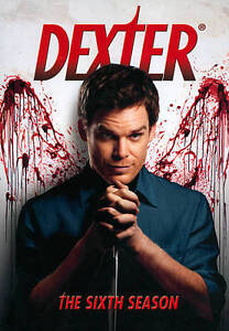 Dexter: The Sixth Season (DVD, 2012, 4-D...