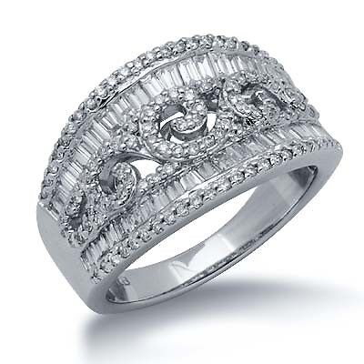 How to Buy a Platinum Diamond Ring