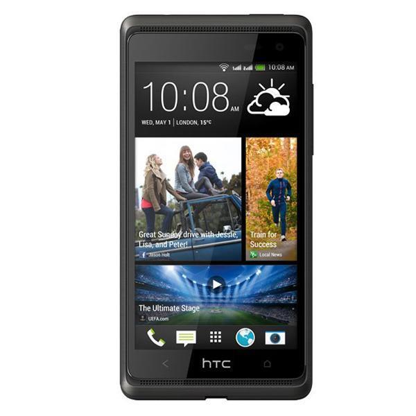 HTC  Desire 600 - 8 GB - Black - Smartphone
