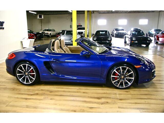 Vwvortex Com Porsche S Aqua Blue Metallic Color Is Out