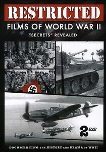 Restriced-Films-of-World-War-II-Secrets-Revealed-DVD-2008-2-Disc-Set