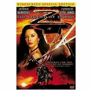 The Legend of Zorro (Widescreen Special Edition), Good