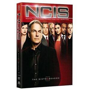 NCIS-The-Complete-6th-Sixth-Season-6-Six-BRAND-NEW-6-DISC-DVD-SET