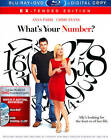 What's Your Number? (Blu-ray/DVD, 2012, 2-Disc Set, Includes Digital Copy)