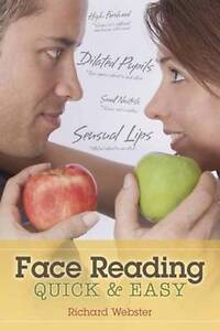Face Reading Quick and Easy by Richard Webster (Paperback, 2012)
