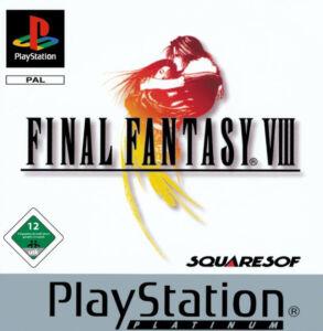 Final Fantasy VIII - Sony PlayStation 1 - PS1 Platinum - Kult - Final Fantasy 8 - <span itemprop='availableAtOrFrom'>Berlin, Deutschland</span> - Final Fantasy VIII - Sony PlayStation 1 - PS1 Platinum - Kult - Final Fantasy 8 - Berlin, Deutschland