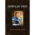 Murder She Wrote - The Complete First Season (DVD, 2005, 3-Disc Set) (DVD, 2005)