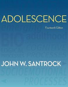 Adolescence by John Santrock (2011, Pape...