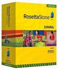 Rosetta Stone Microsoft Windows XP Education, Language & Reference Software in Spanish