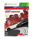 Boxing Need for Speed Most Wanted 2012 Video Games