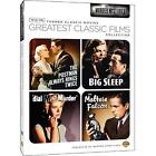 TCM Greatest Classic Films: Murder Mysteries (DVD, 2009, 2-Disc Set) (DVD, 2009)