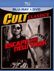 Escape from New York (Blu-ray/DVD, 2010, 2-Disc Set)