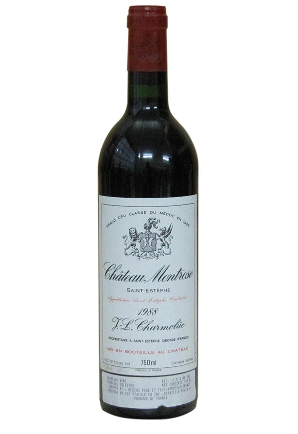 Chateau montrose wine buying guide ebay for Chateau montrose