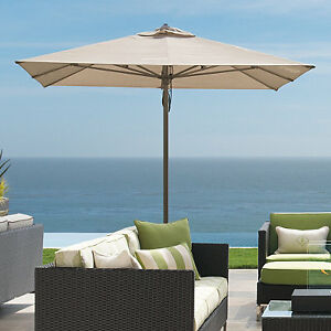 How To Choose The Right Patio Umbrella For Your Yard