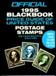 The Official Blackbook Price Guide of U. S. Postage Stamps 1995, Marc Hudgeons and House of Collectibles Staff, 0876379307