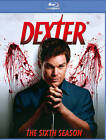 Dexter: The Sixth Season (Blu-ray Disc, 2012, 3-Disc Set) (Blu-ray Disc, 2012)