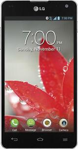 LG Optimus G E973 Vs. Samsung Galaxy S 4