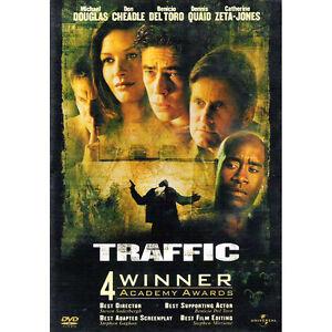 Traffic-DVD-2002-Universal-Reissue-Michael-Douglas-Don-Cheadle