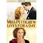 Miss Pettigrew Lives for a Day (DVD, 2008, Full Frame/Widescreen)