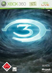 Xbox 360 Spiel - Halo 3 - Steel Case - USK 18 - Top***