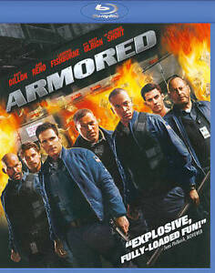 Armored (Blu-ray Disc, 2010)