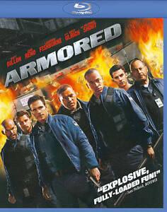 Armored (Blu-ray Disc, 2010)