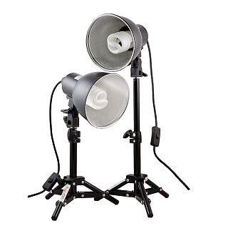 Dauerlicht im Fotostudio richtig einsetzen - die wichtigsten Tipps
