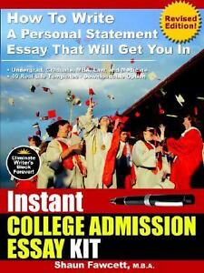 It should come as no surprise that most applicants do not enjoy drafting  their graduate admissions essay