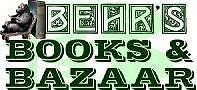 BEHR'S BOOKS and BAZAAR