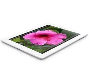 "Tablette Apple iPad 3 16 Go 9,7"" Blanc, Wi-Fi - NEUF SOUS BLISTER JAMAIS OUVERT"