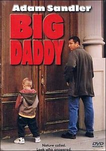 Big Daddy (DVD, 1999)