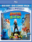Monsters vs. Aliens (Blu-ray/DVD, 2010, 2-Disc Set)