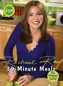 30-Minute-Meals-by-Rachael-Ray-1999-Paperback