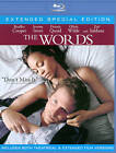 The Words (Blu-ray Disc, 2012, Includes Digital Copy; UltraViolet)