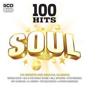 Various Artists - 100 Hits (Soul, 2007) 5 cd set