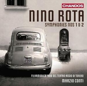 Symphonies Nos. 1 and 2 CD NEW