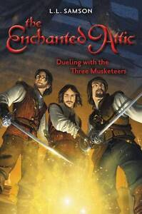 Dueling-with-the-Three-Musketeers-by-L-L-Samson-Paperback-2013