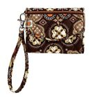 Vera Bradley Trifold Wallets Zip-Around Women's