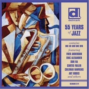 Various-55 Years Of Jazz Cd & Dvd CD NEW