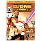 Star Wars - The Clone Wars: Clone Commandos (DVD, 2009) (DVD, 2009)