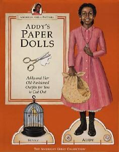 Addy's Paper Dolls (American Girls Pastimes) by Porter, Connie Rose