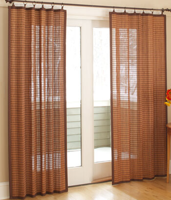 Hang Curtains Without Rods Make Your Own Curtains