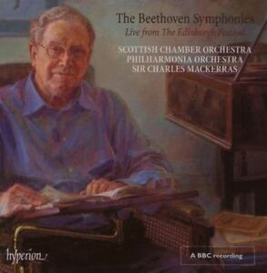 Beethoven Symphonies, The - Live from the Edinburgh Festival CD NEW